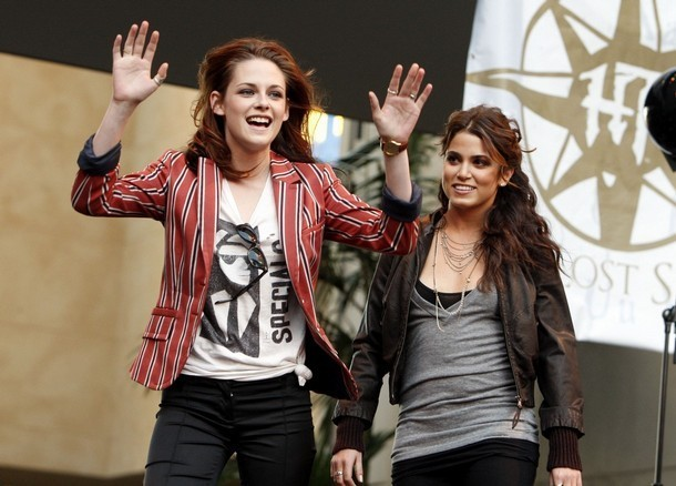 Kristen And Nikki - best buds