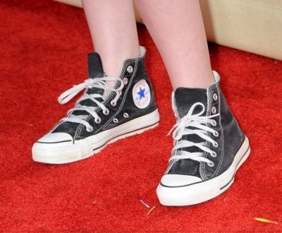 Kristen Stewart Liebe Converse ! <3