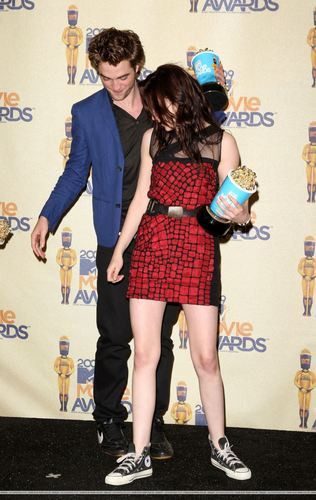 Kristen and Rob in love. <3 i bet.