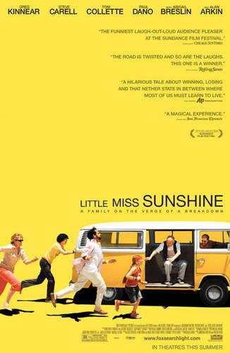 Little Miss Sunshine achtergrond entitled LMS