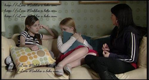 Lauren, Abi and Stacey Slater