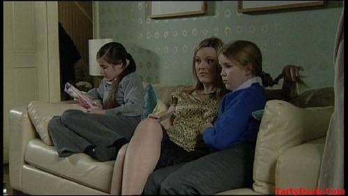 Lauren, Tanya and Abi Branning