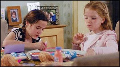 Lauren and Abi
