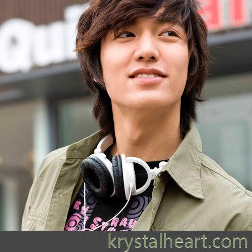 Lee Min-Ho co 星, つ星 BBF