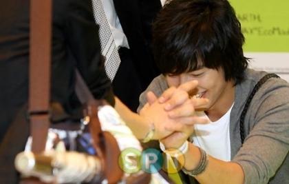 Lee Min-Ho co bituin BBF
