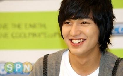 Lee Min-Ho co bintang BBF