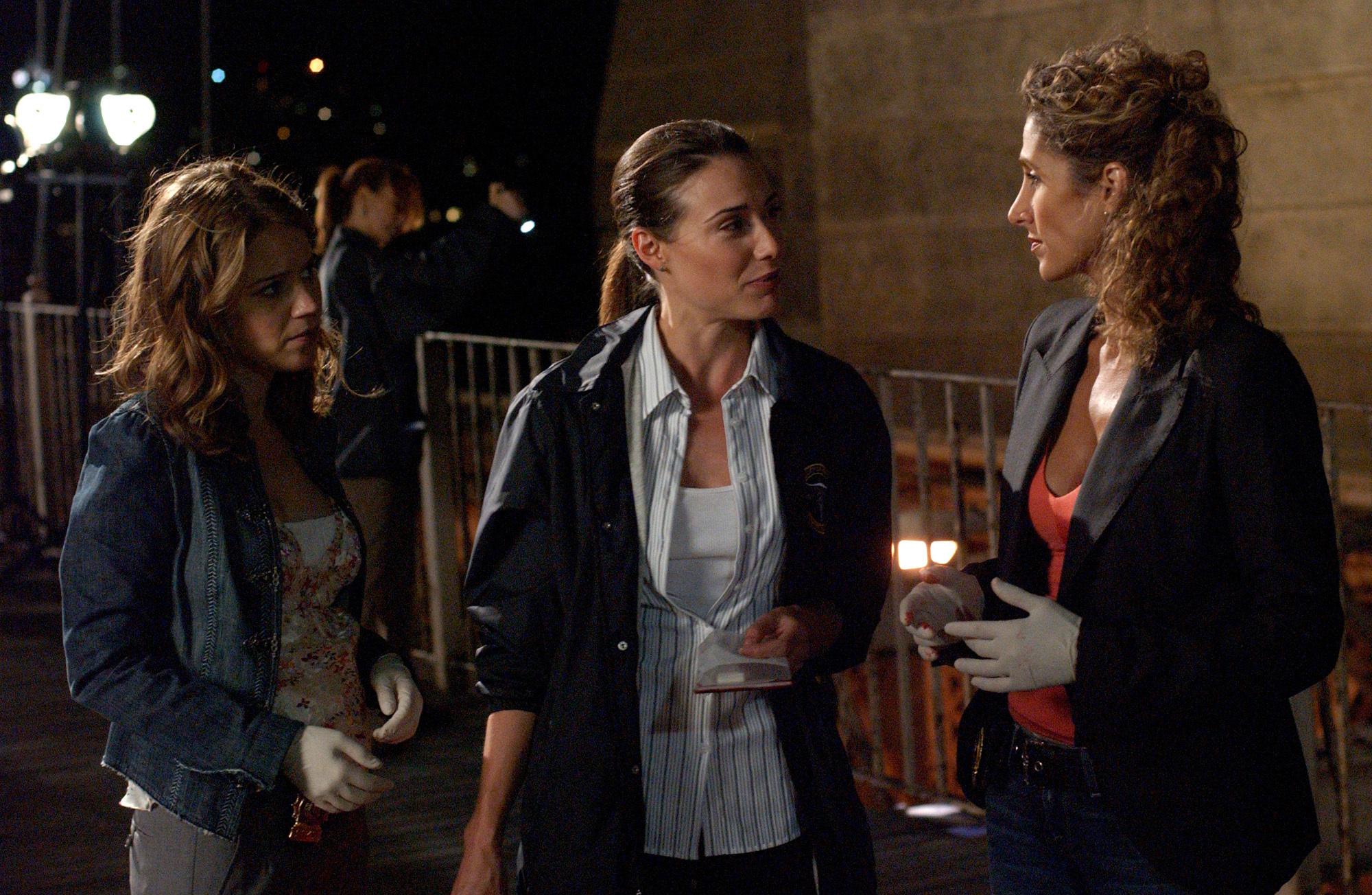 Lindsay, Peyton & Stella