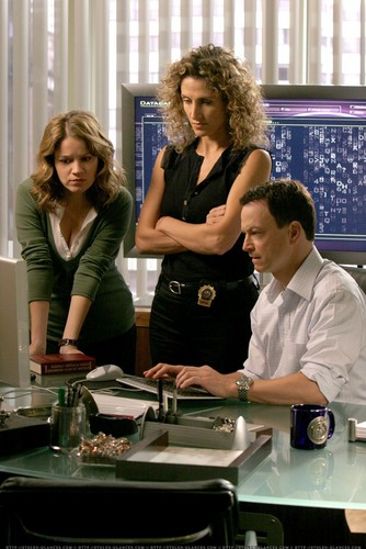 Lindsay, Stella & Mac - csi-ny Photo
