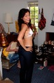 Lisa Edelstein at Juicy Couture At The Chateau Marmont (07.27.2001) - lisa-edelstein photo