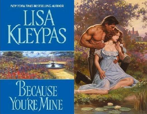 Because You're Mine by Kleypas, Lisa (ebook)