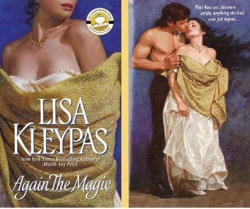 Lisa Kleypas - Again The Magic