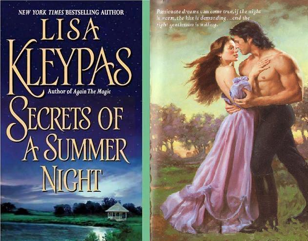 lisa kleypas   secrets of a summer night   historical