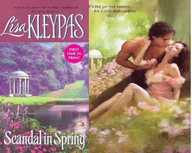 Lisa Kleypas - Scandal in Spring