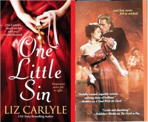Liz Carlyle - One Little Sin