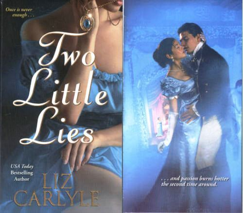 Liz Carlyle - Two Little Lies