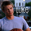 One Tree Hill photo with a dribbler, a basketball, and a basketball player entitled Luke