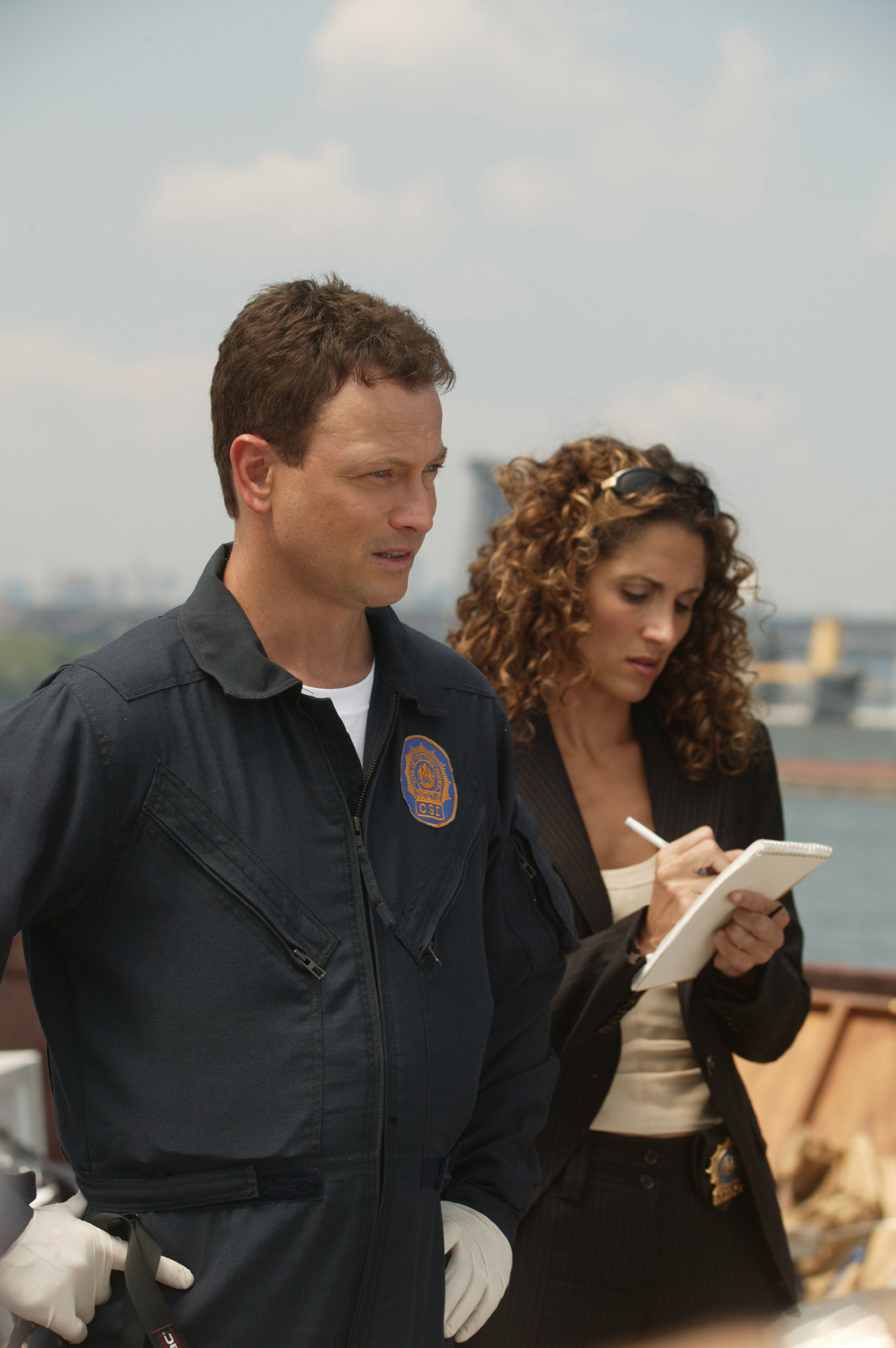 Mac & Stella - csi-ny photo
