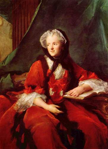 Maria Leszczyńska, 皇后乐队 of Louis XV of France