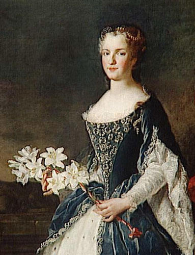 Maria Leszczyńska, Queen of Louis XV of France