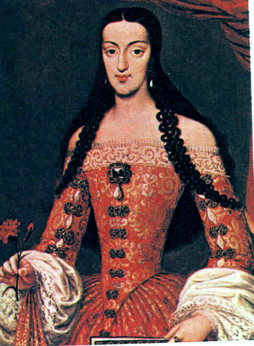 Marie Louise of Orleans, reyna of Charles II of Spain