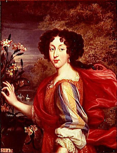 Marie Louise of Orleans, queen of Charles II of Spain