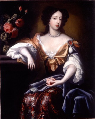 Mary of Modena, reyna of England