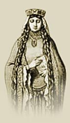 Matilda of Flanders, কুইন of England