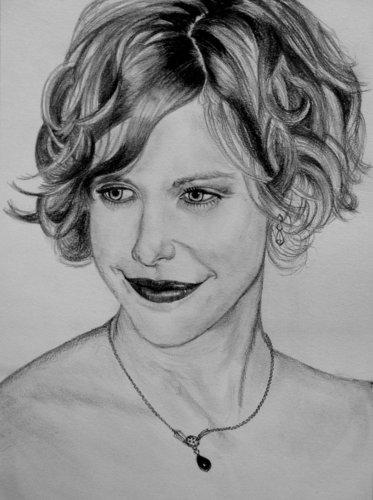 Meg Ryan Sketch