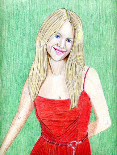 Meg in Christmas Colors - meg-ryan Fan Art