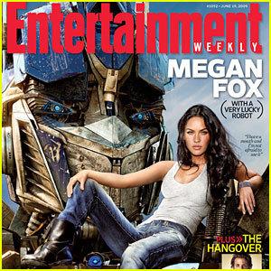 Megan - Entertainment Weekly