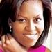 Michelle. - michelle-obama icon