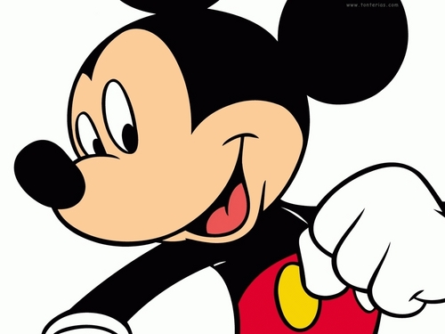 Disney wallpaper probably with anime entitled Mickey Mouse Wallpaper