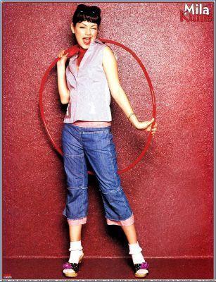Mila Kunis<3!