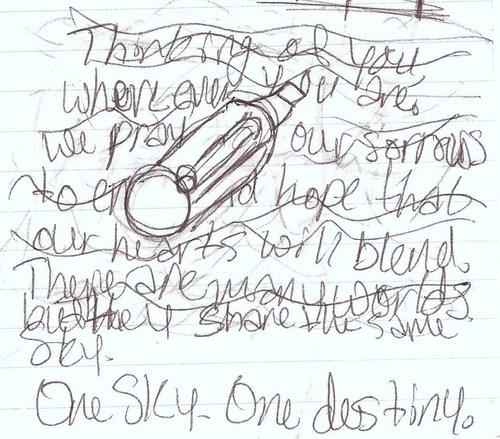 Momo's Poem