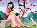 Mulan Wallpaper - disney wallpaper