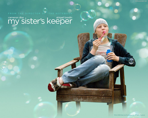 My Sister's Keeper دیوار