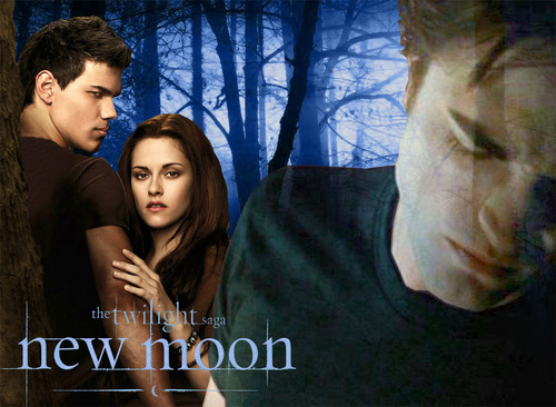 New Moon Poster Made द्वारा me