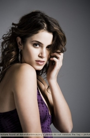 Nikki Reed photoshoot.