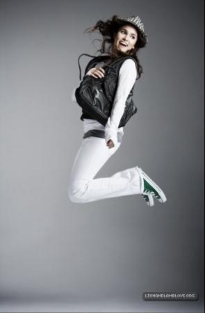 Nikki Reed photoshoot. <3