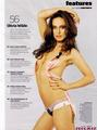 Olivia in Maxim Magazine's 'Garden Of Eden' Hot 100 Photoshoot - olivia-wilde photo