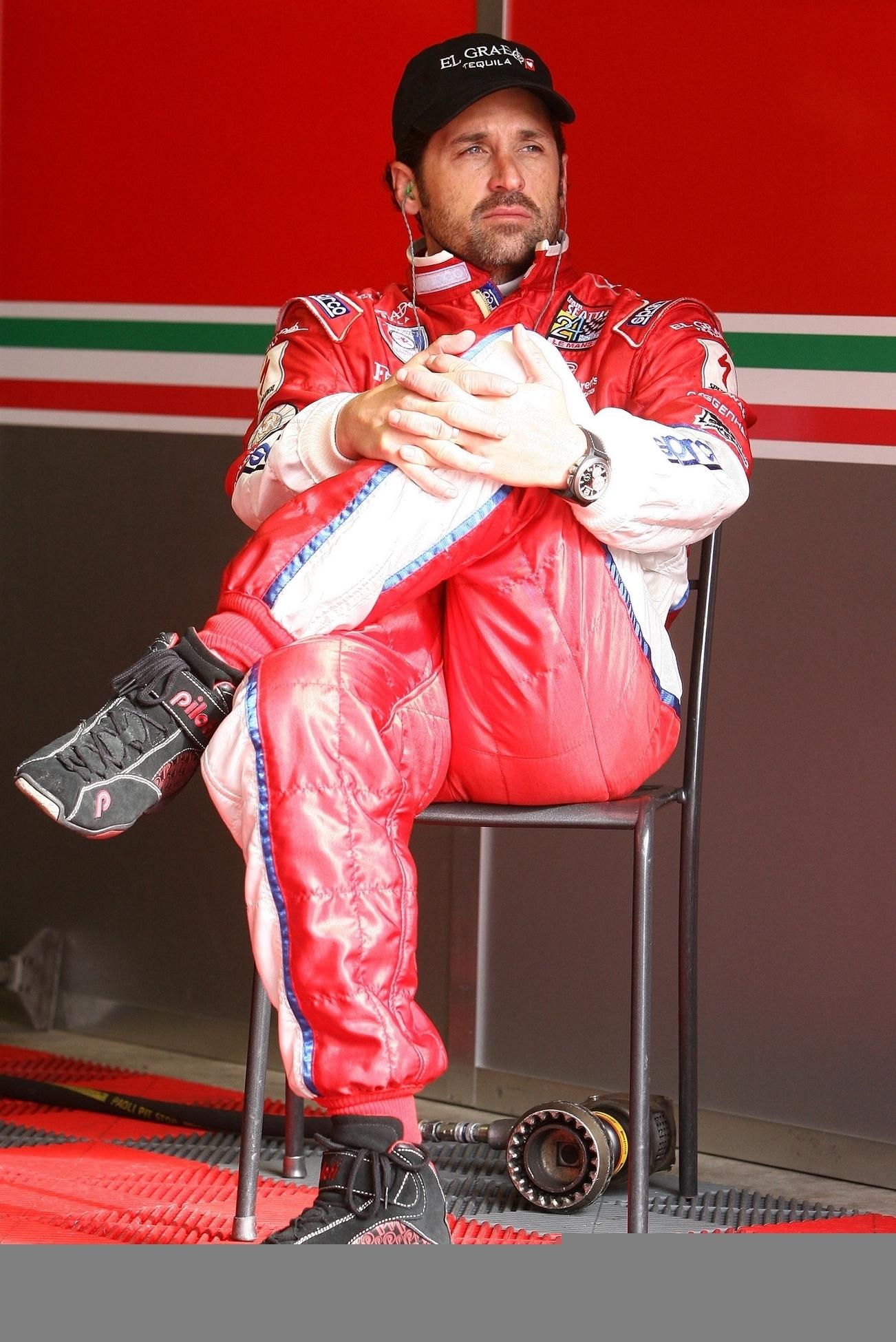 Patrick at Le Mans- 14th June - patrick-dempsey photo