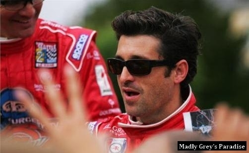 Patrick at Le Mans- parade - patrick-dempsey photo