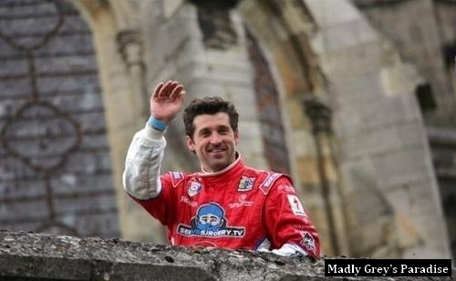 Patrick at Le Mans- parade - patrick-dempsey photo