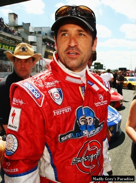 Patrick at Le Mans - patrick-dempsey photo