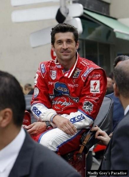 Patrick at Le Mans - patrick-dempsey photo