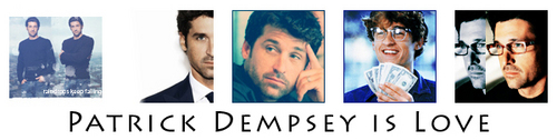Patrick Dempsey images Patrick x3 wallpaper and background photos