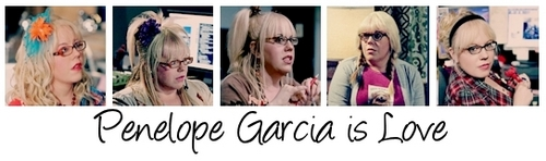Penelope Garcia is Love