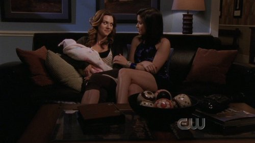 Peyton, Brooke, and Sawyer
