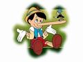 Pinocchio پیپر وال