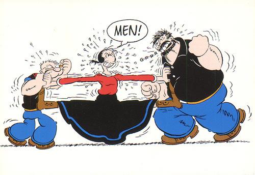 Popeye-